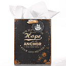 Gift Bag Med Hope as Anchor Heb 6:19
