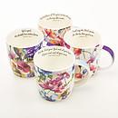Mug Set of 4 Seeds of Love