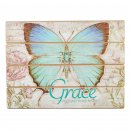 Wall Plaque-Butterfly Blessings/Grace