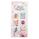 Taste And See Watercolor Magnetic Bookmarks