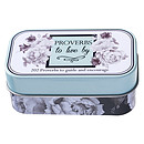 Proverbs to Live By Promise Tin