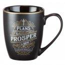 Plans to Prosper Jeremiah 29:11 Coffee Mug