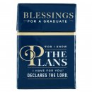 For I Know the Plans Jeremiah 29:11 Box of Blessings