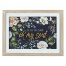 Wall Plaque-Bless the Lord