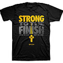 T-Shirt Strong to the Finish Adult XL