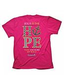 Cherished Girl Adult T-Shirt Cherished Hope Medium