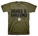 T-Shirt Dogtags Medium