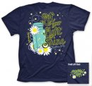 Cherished Girl Adult T-Shirt Lightning Bug XL