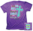 Cherished Girl T-Shirt All Things Medium