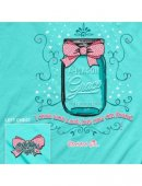 Cherished Girl T-Shirt A-Mason Grace Large