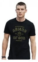 T-Shirt Armor Camo Adult Large