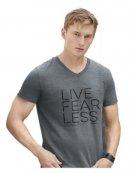T-Shirt Fear Less Adult 2XL