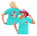 Cherished Girl T-Shirt Crafted Large