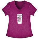Coffee & Grace T-Shirt, Small