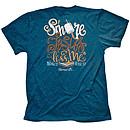 Cherished Girl S'more Jesus T-Shirt, Medium