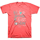 We Love T-Shirt Large