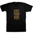 Fight T-Shirt Large