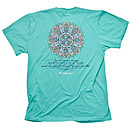 Cherished Girl Compass T-Shirt Large
