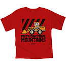 Front Loader Kids T-Shirt, Small