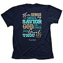 Then Sings My Soul T-Shirt, Medium