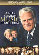A Billy Graham Music Homecoming Volume 1 DVD