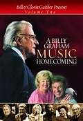 A Billy Graham Music Homecoming Volume 2: DVD