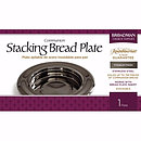 Titanium Stacking Bread Plate