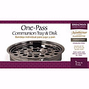 Titanium One-Pass Tray And Disc