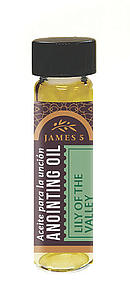Anointing Oil Lily Of The Valley 1/4oz