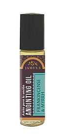 Annointing Oil Frankincense And Myrrh 1/3z Roll On