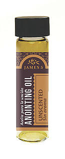 Anointing Oil Unscented 1/2oz