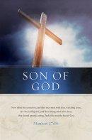 Son Of God Bulletin (Pack of 100)