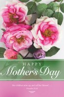 Happy Mother's Day, Call Her Blessed Bulletin (Pack of 100)