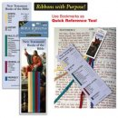 BIBLE RIBBONS WITH BOOKMARK NE
