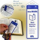 Mag-Mark Bookmark Magnifier
