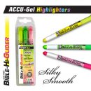 Bible Hi-Glider 3Pk Yellow/Pink/Green