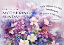 For You on Mothering Sunday - Postcards Pack of 20