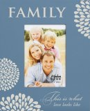 Mini Photo Frame - Family