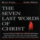 The Seven Last Words of Christ feat. Gary Wiens CD