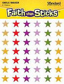Assorted Foil Stars Stickers