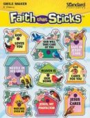 God's Care Stickers 6 Sheets
