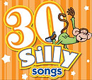 30 Silly Songs Music CD