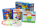 Nursery Rhymes 3-CD Brick  Box set, Enhanced