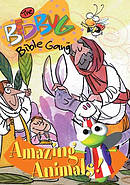 Bedbug Bible Gang: Amazing Animals DVD
