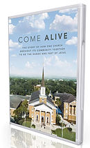 Come Alive DVD