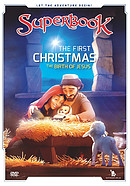 Superbook: The First Christmas DVD