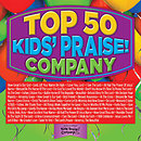 Top 50 Kids Praise Company 3CD