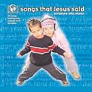 Songs That Jesus Said CD [Getty Distribution]