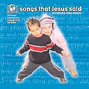 Songs That Jesus Said CD [Getty Distribution]