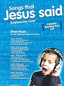 Songs That Jesus Said Songbook [Getty Distribution]